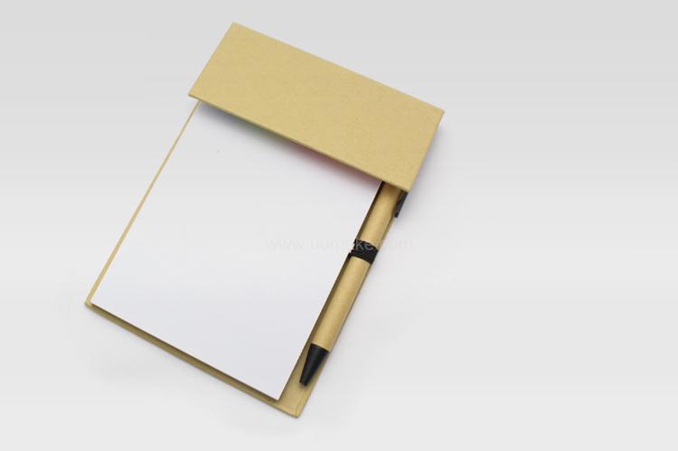 環保記事簿,便簽筆記簿,書寫,辦公文具