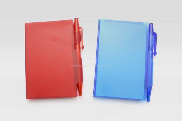 帶筆記事簿,筆記本,辦公文具
