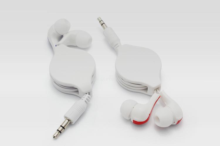 伸縮耳機,便攜式耳機