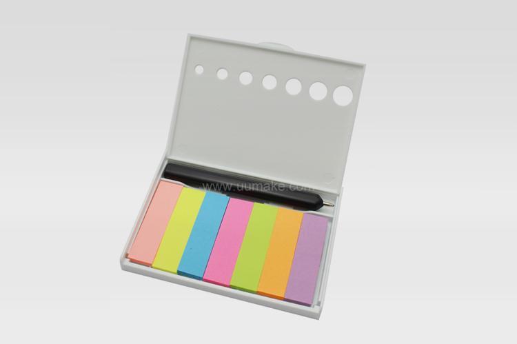 三合壹便簽盒,便簽簿,即時貼,告示貼,記事貼