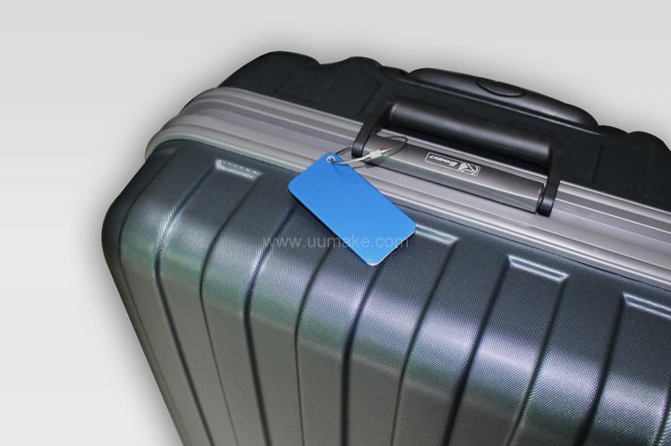 鋁制行李牌,旅行用品