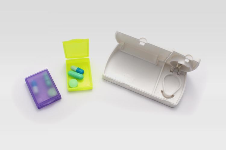 多功能藥盒,藥物收納盒,旅行用品