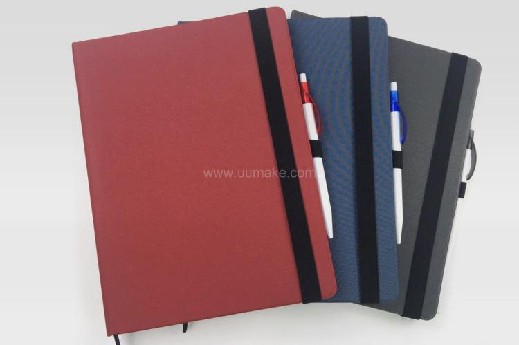 環保筆記本,PU筆記簿,廣告禮品,辦公文具,PU筆記簿