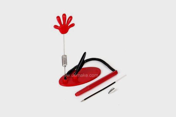 圓珠筆,走珠筆,原子筆,柜台筆,簽字筆,廣告筆,書寫筆,辦公文具,Desk-Pen,定制,定做,批發,禮品,贈品,名片夾台筆