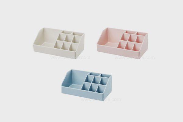 化妝盒,儲物盒,桌面擺件,文具套裝,辦公文具,Storage-Box,訂造,定做,批發,多格收納盒